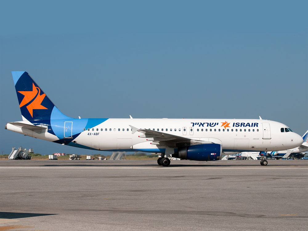 Israir brings the first tourists from Israel to Montenegro