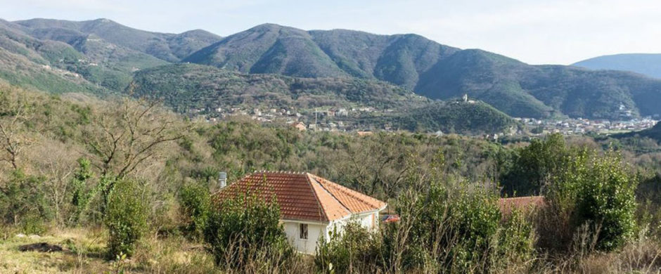 Land For Sale in Sasovići, Herceg Novi